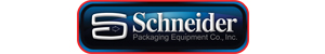 Schneider Packaging Equipment Co., Inc. logo