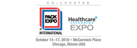 PACK EXPO International/Healthcare Packaging EXPO 2018 logo